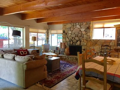 Photo for The Swiss Miss Chalet-five Bedroom.sleeps 12 Located Near Village/lake/skiing!