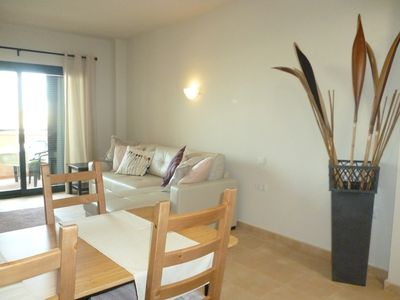 Photo for HL009 Luxury apartment on HDA Golf Resort, Murcia