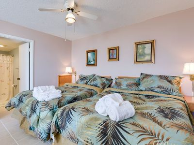 Photo for Gulf View Condo in Paradise!