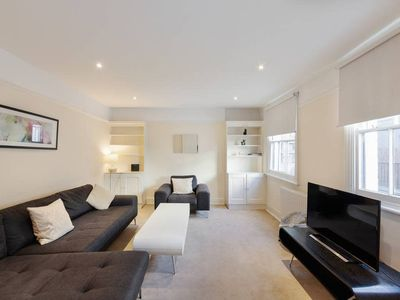 Photo for Spacious, Bright 3 Bed in South Kensington