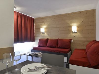 Photo for 1BR Apartment Vacation Rental in PLAGNE BELLECOTE