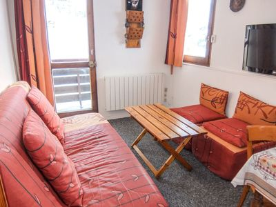 Photo for Apartment Le Sarvan in Les Menuires - 4 persons, 1 bedrooms