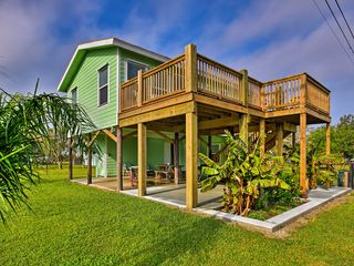 Port O Connor Driftwood Home -