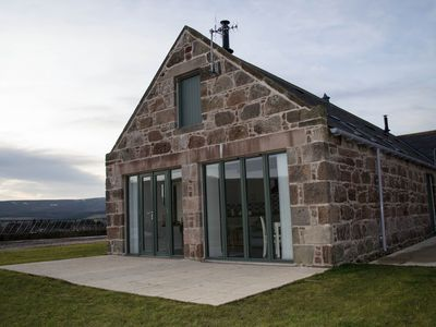 Photo for A beautiful steading conversion on a working farm in rural Aberdeenshire