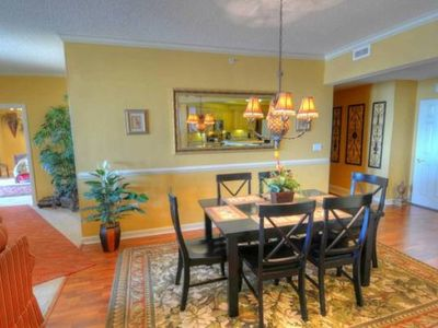 Photo for Kingston Margate - 2301 Spacious and upscale with views that will take your breath away.
