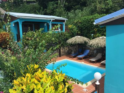 Photo for Villa Pameyaque With Pool, Sea View, Relaxation And Warm Welcome