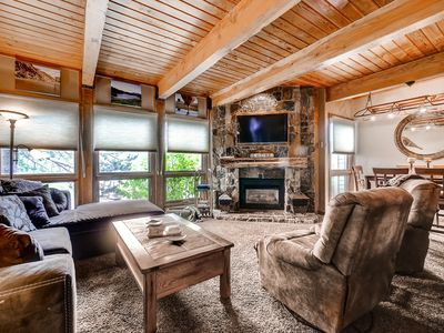 Photo for Authentic Mtn Home, Easy Access to Parking/Pool - Near Slopes, Discount Lift Tix