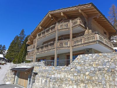 Photo for Vacation home Chanson in Crans-Montana - 10 persons, 5 bedrooms