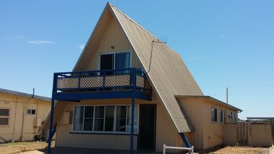 Photo for 'Sheppy's Chalet' - Beach Shack in Arno Bay, stunning sea views