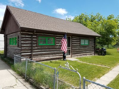 Photo for The Gibbons Cabin in Red Lodge, Montana, an 1885 landmark