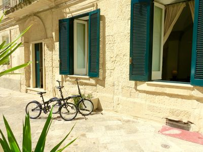 Photo for Historical center of Lecce independent Arco di Prato 4 beds