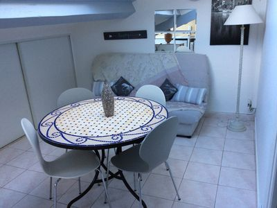 Photo for Furnished 2 rooms, center Cannes, near Croisette, beaches and Palais des Festivals
