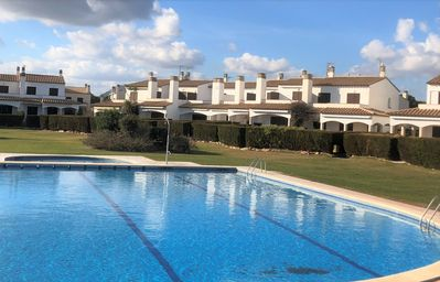 Photo for House 100m to the beach in exclusive residential compound with swimming pool