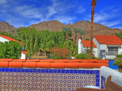 Photo for 187LQ  LA QUINTA RESORT 2 BEDROOM 2.5 BATH TENNIS VILLA