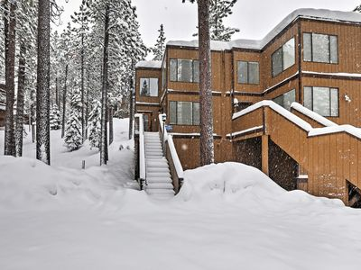 Photo for Zephyr Cove Condo - 2 Minutes to South Lake Tahoe!