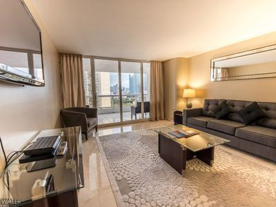 Photo for Grand 1641 | Downtown Miami | 2BR | City View + Balcony