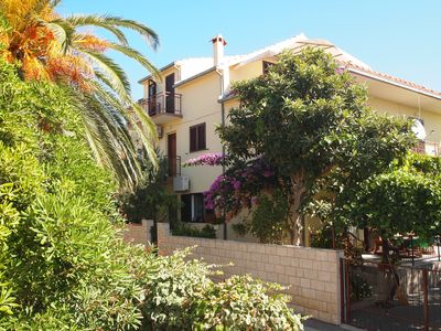 Photo for Holiday apartment with terrace, sandy beach at only 120 m