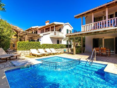 Photo for Holiday apartment with pool in Palit **** (example)