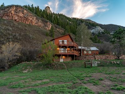 Photo for Home with Amazing Views on 2 acres near Downtown - Ping Pong