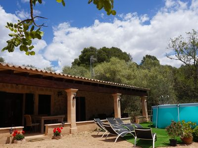 Photo for Cas Rellotger - Holiday home with swimming pool