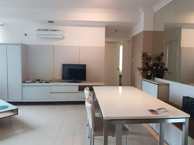 Photo for Newly renovated and nice 2 bedroom apartement in the heart of jakarta