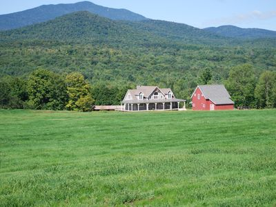 Photo for Gracious Vacation Home In A Spectacular Vermont Setting