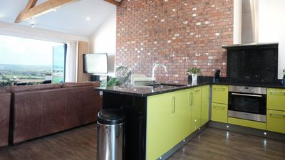 Photo for Romantic self catering apartment near Bude, Cornwall