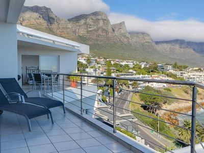 Photo for Camps Bay Terrace Penthouse
