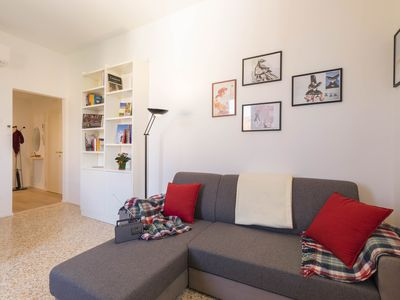 Photo for Bolle Blu, the new and comfortable flat between sea and lagoon.