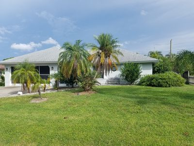 Photo for South Venice 2 Bed/2 Bath Home w/Private Screened & Heated Pool