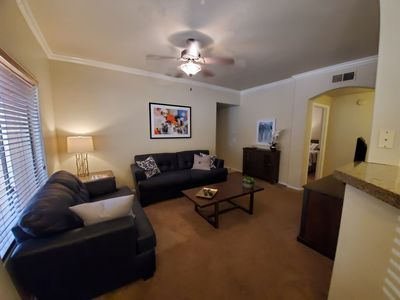 Photo for Charming 1st floor in Resort Setting of Pinnacle Canyon in Ventana Canyon