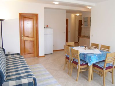 Photo for Apartment Plavac Mali in Trstenik/Dingač - 3 persons, 1 bedrooms
