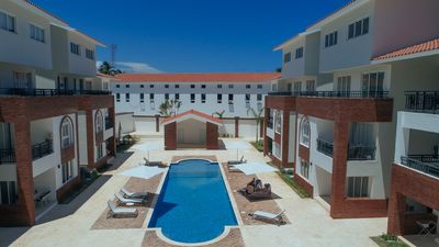 Photo for 2 BR DELUXE CORAL VILLAGE D-2A, CLOSE TO THE BEACH!