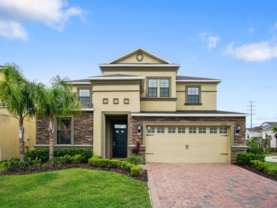 Photo for Magnolia House at Providence | 7 Bedrooms/5 Bathrooms, 2 Living Rooms, South Facing Pool and Spa!