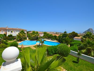 Photo for Villa in Secure Gated Community, Private Parking and Communal Pool & Free WIFI