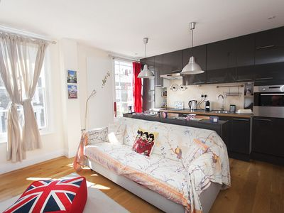 Photo for Apartment in Camden Town,St Martins,London