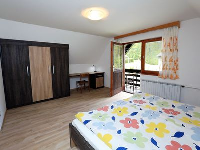 Photo for Apartment Svenšek close to Bohinj Lake and in a peaceful location