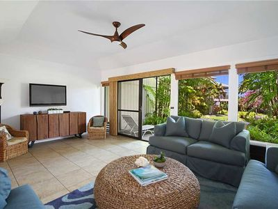 Photo for Poipu High Demand newly Furniture Upgraded A/C Master,Guest &Loft *Manualoha 701*