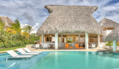 Photo for Cayuco 9 - luxury 6 bedrooms serviced villa - Travel Keys