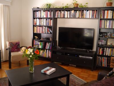 Photo for Lovely, sunny home; great central, quiet Noe Valley/Castro location for 5