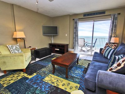 West Wind 603 - Sit on Your Balcony and Let Your Worries Wash Away with the Tide! Book Your Stay Today
