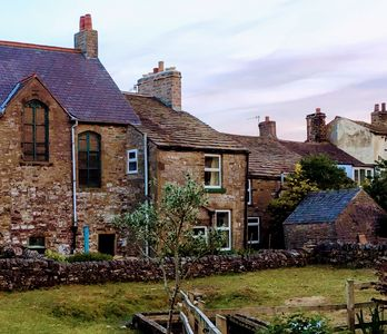 Photo for Smithy Cottage; comfortable 18th Century Cottage. In the Peak District Park