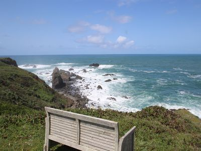 Photo for Edge of the Sea - the perfect retreat on the Pacific headlands