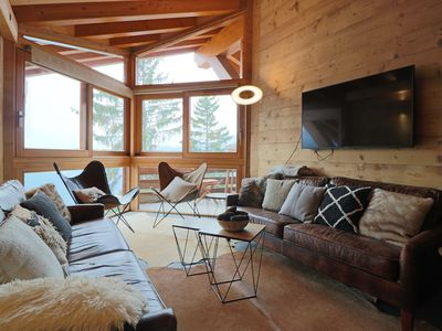 Photo for LUXURY 5 ROOMS 10 perS. LA ROSIERE