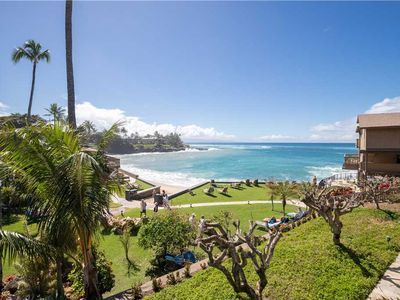 Photo for Kahana Sunset B6, 2 BD / 2 BA - Relaxation awaits you at this Ocean View condo