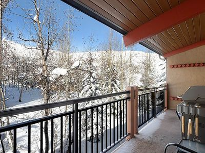 Photo for 1 Bedroom Stonebridge Condo fully enclosed Loft and 2 Baths