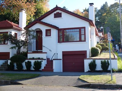 Historic Vista Cottage- Portland Heights -Featured in the Oregonian