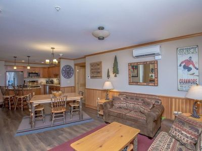 Photo for Enjoy Summer Fun In North Conway In This First Floor Condo
