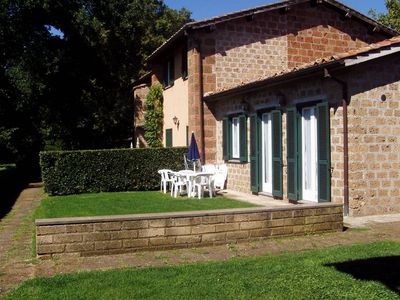 Photo for Apartment, inside a complex of holiday houses, of about 50 m2 for 4 people
