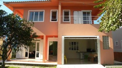 Photo for Excellent house with air conditioning near the beach of Ponta das Canas.